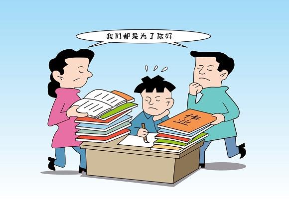 家长怎样疏导高三学生紧张的情绪?