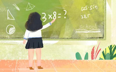 五年级数学行程相遇问题怎样解决?小学数学特色辅导班杭州哪家强?