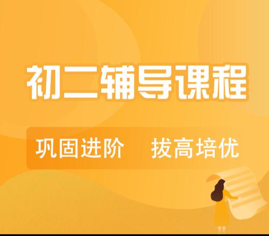 秦学教育-初二数学辅导VIP提高课程