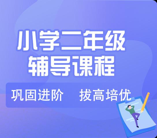 秦学教育小学二年级语文一对一辅导寒假课程