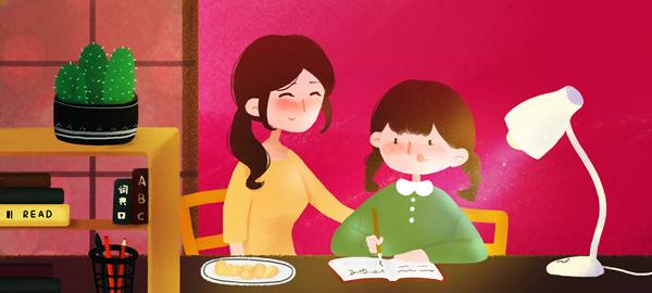 孩子考试成绩不理想家长该怎么做好?批评教育好吗?