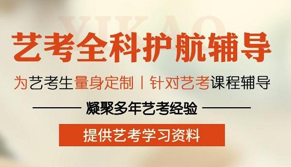 2021年陕西省美术联考大纲,咸阳艺考文化课冲刺班分享!