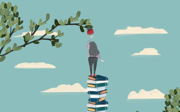 """高中作文辅导:对于""""博览群书""""和""""精读""""的讨论和思考的作文!"""