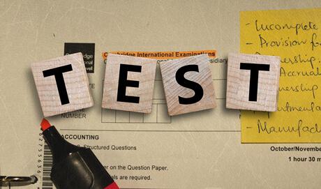 初中學業考和期末考試哪個難度更大?
