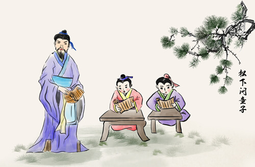 唐代詩人杜牧寫的《江南春》有什么意思?