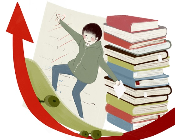 中考前学习效率不升反降什么原因?来秦学助你中考冲刺提升!