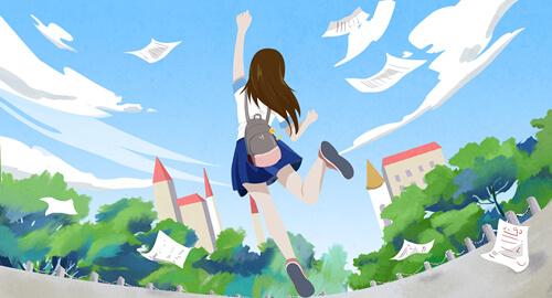 语数外成绩没有起色?杭州秦学教育暑假班点睛方法!