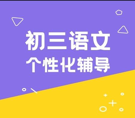 中考語文3-6人班組輔導沖刺課程