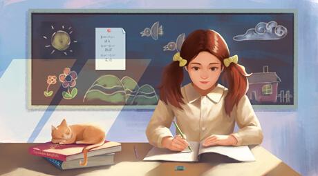 学习笔记怎么做?杭州秦学教育的老师怎么教学生记笔记的?